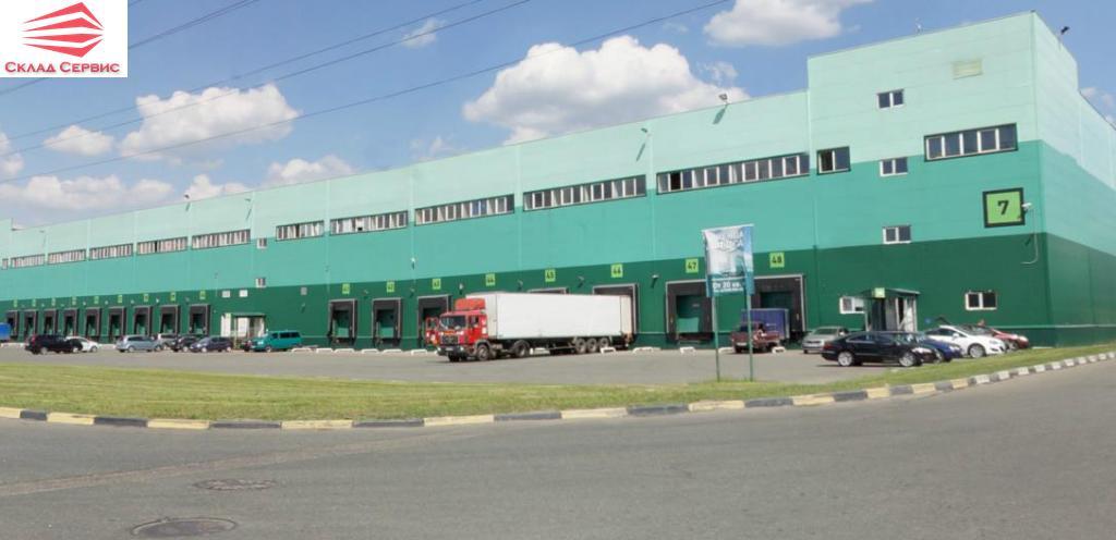 Hoff арендовала склад в ПЛК Северное домодедово