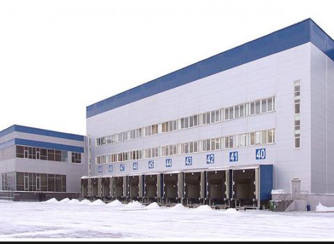 Ответственное хранение на складе класса А+ 90000 п/м на ленинградском шоссе (СК Шерлэнд)