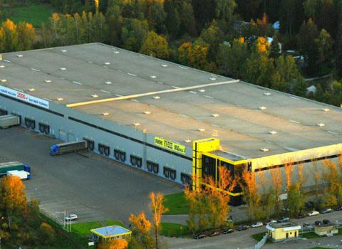Ответственное хранение склад класса А от 2000 п/м на Ленинградском шоссе (СК Лого Арт)