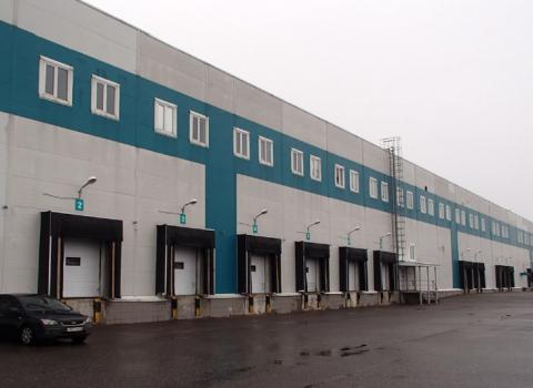 Аренда склада класса А от 3000м2 на Симферопольском шоссе в г. Чехов (СК Бюрократ)