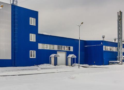 Аренда склада класса Б 4600 м2 на Волоколамском шоссе (Дедовский)