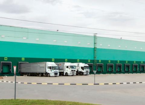 Услуги ответственного хранения от 500 паллет склад класса А на Варшавском шоссе (ТЛК Домодедово)